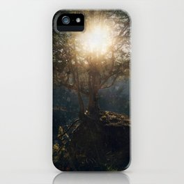 a special kind of night iPhone Case