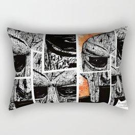 MF Doom Rectangular Pillow
