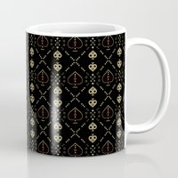 ace Mugs featuring Ace by mothafuc