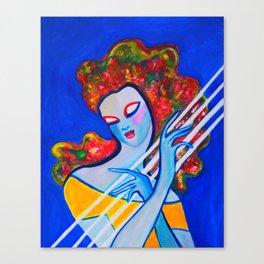 Siren's Harp #society6   #decor   #buyart Canvas Print