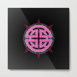 World Religions -- Chinese Traditional Religion Metal Print