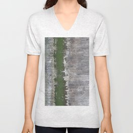 Clinging to Life Unisex V-Neck