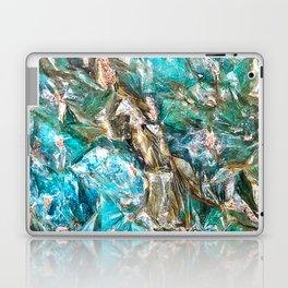 Aqua Mineral Laptop & iPad Skin