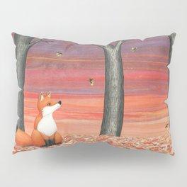 fox & fireflies Pillow Sham