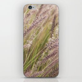 Dancing with the winds iPhone Skin