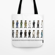 Woody Allen's Tote Bag
