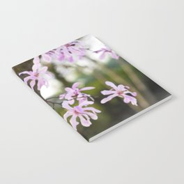 Pink Magnolia Notebook
