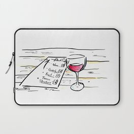 "Somm into the bottle chapter 7 ""The point scores"" Laptop Sleeve"