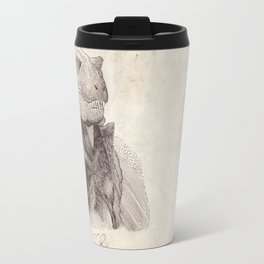 John T. Rex Travel Mug
