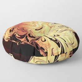 The Midas Touch. Floor Pillow