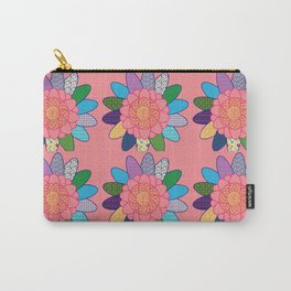 FLOWER POWER :) Carry-All Pouch