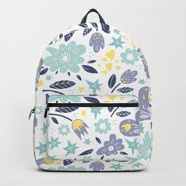 Pastel Spring Backpack
