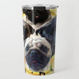 Citricpugs Travel Mug