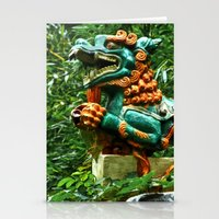 courage Stationery Cards featuring Courage by Anthony M. Davis
