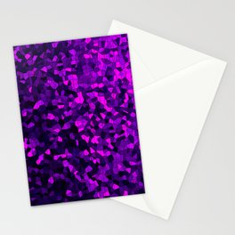 MOSAIC -PURPLE EDITION- for IPhone Stationery Cards