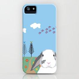 Jokke, The Rabbit iPhone Case