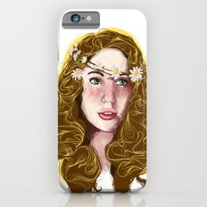 Flowers In Your Hair.... iPhone 6s Slim Case