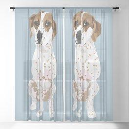 Teddy Sheer Curtain