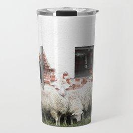 Welcome to the Flock Travel Mug