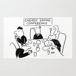 Energy Saving Conference Rug
