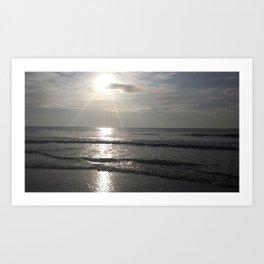 Sunrise 3 Art Print
