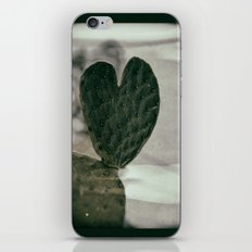 Padded Heart iPhone & iPod Skin