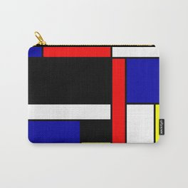 Mondrian #70 Carry-All Pouch
