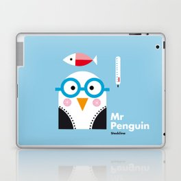 Mr. Penguin Laptop & iPad Skin