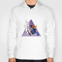 homestuck Hoodies featuring Ugly Story by Alice Everyday