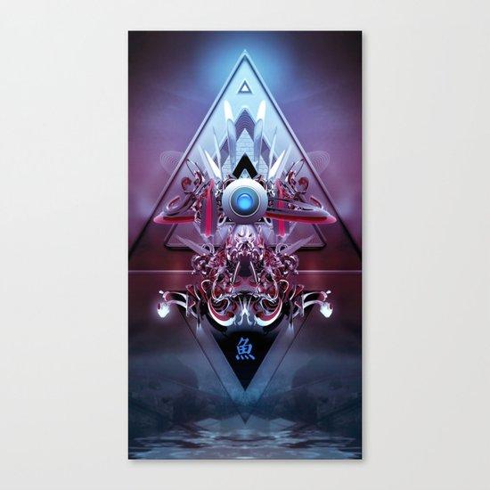 Vanguard Canvas Print