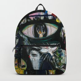 2 Horses Backpack