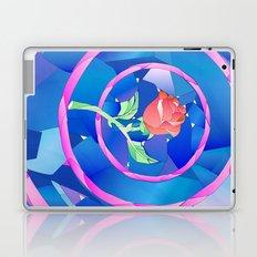 enchanted rose Laptop & iPad Skin