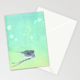 Junco Inked Stationery Cards
