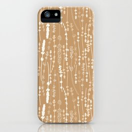 Lavender Thyme iPhone Case