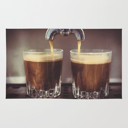 Espresso Coffee Rug