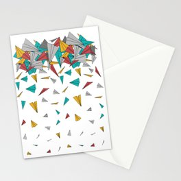 Planes Papper Stationery Cards
