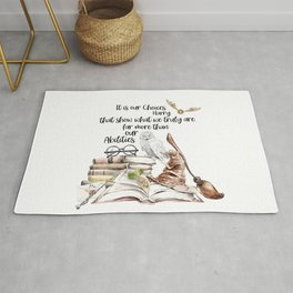 Our Choices Rug