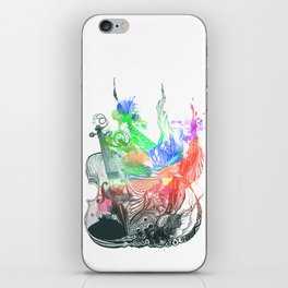 Fiddle iPhone Skin