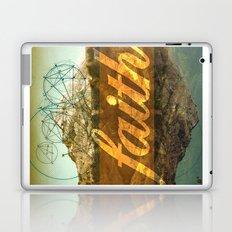 FAITH (1 Corinthians 13:13) Laptop & iPad Skin