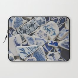 Japanese Sea Pottery - Collection I Laptop Sleeve