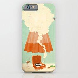 VINYL NIGHT iPhone Case