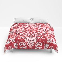 Scarlet Bandana Comforters