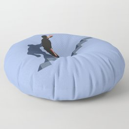How's it going to end ? Floor Pillow