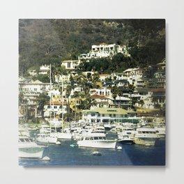 Avalon Bay - Catalina Island Metal Print