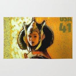 Padme Amidala Rug
