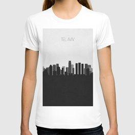 City Skylines: Tel Aviv T-shirt