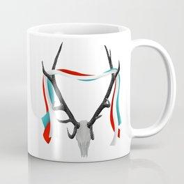 Stag Antlers Coffee Mug