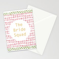 The Bride Squad Stationery Cards