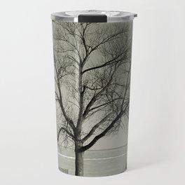 The Tree and The Man Travel Mug