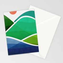 Oahu Shoreline Stationery Cards